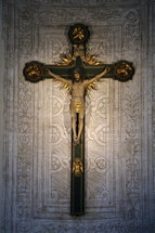 Crucifix in the Santa Maria delle Grazie Church