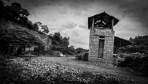 brick shack