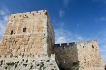 Old City Walls of Jerusalem