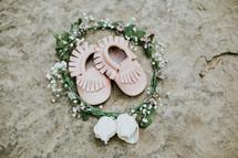 infant moccasins