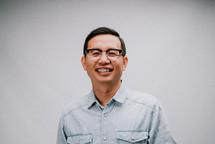 headshot of a Vietnamese man