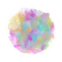 pastel sponge paint background