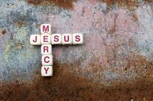 mercy, Jesus