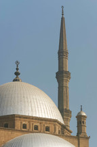 mosque dome in Egypt