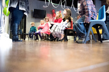 children's church worship service