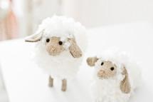lamb plush toys