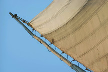 wind in sails