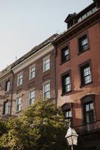 brick buildings in Boston