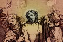 trail of Jesus