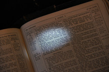Open BIble in the book of I John