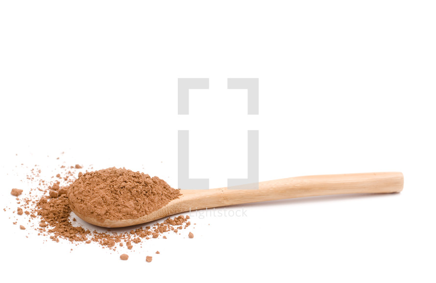 spoon full of spices