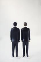 groom figurines