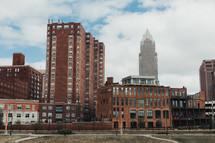 brick city buildings