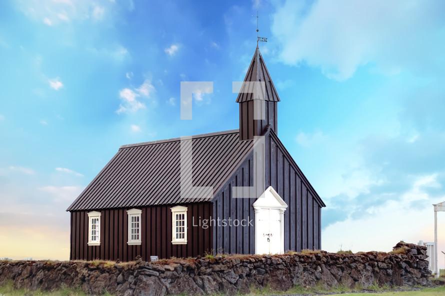 simple chapel