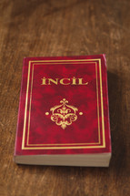 Incil, the New Testament in Turkish