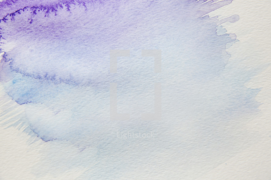 purple and blue watercolor background