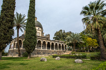 ancient church in the holy land