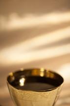 chalice of wine
