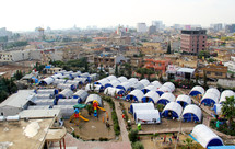 Christian Refugee Camp, Iraq