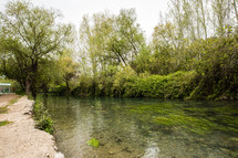 river in the holy land