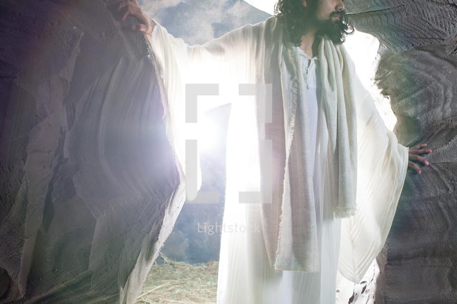 The ressurection of Jesus.