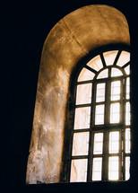 sunlight in window