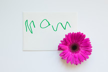 a card for mom