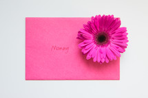 a card for mommy
