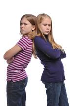 conflict between sisters