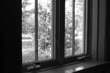 window and window sill