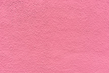 pink textured wall