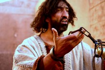 Jesus is arrested