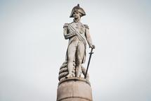 solider statue