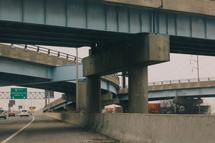 highway overpasses