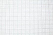 blank sheet of graph paper