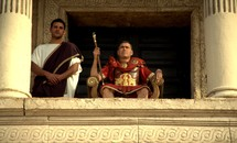 Herod and Pontius Pilate