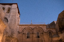 church walls in Jerusalem