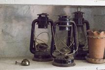 lantern pieces