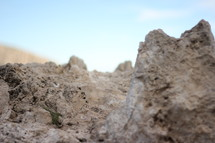 rocks closeup