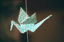 origami - paper crane