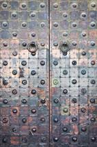 metal door and door pulls