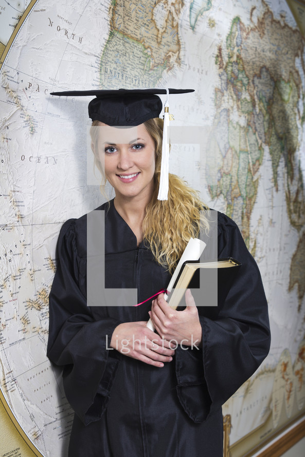 College graduation, Diploma, evangelism  to the world