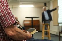 Men's Sunday school lessons