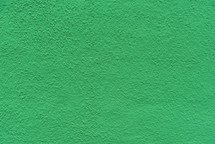 green textured wall background