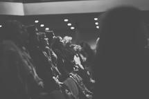 singing congregation