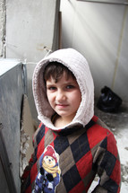 Iraqi/Syrian Refugee