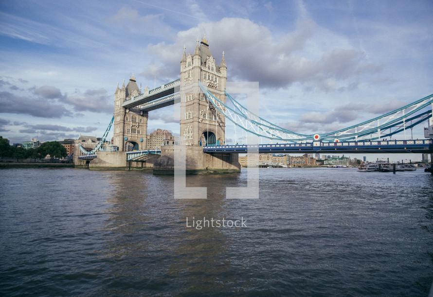 London Bridge and River Thames