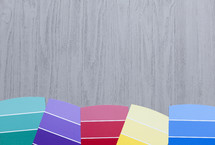 Paint Swatches Background
