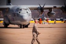 military cargo plane: C-130, Hercules (Fat Albert)