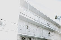 motel balcony